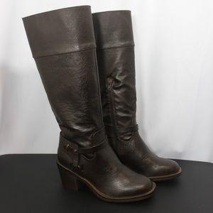 XOXO Marisa PU Boots size 5.5 M